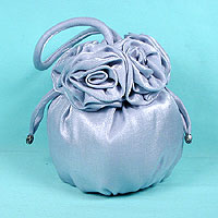 Drawstring with Roses