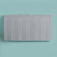 Evening Bag, Clutch Purse with Pleated Flap in Several Colors